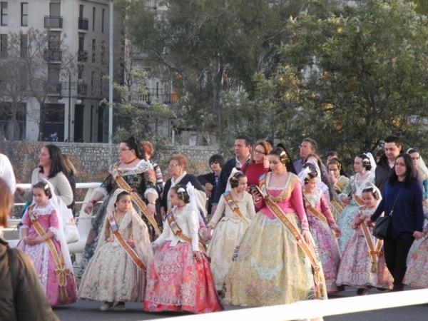 2014 Fallas: Surprise! Costumes!