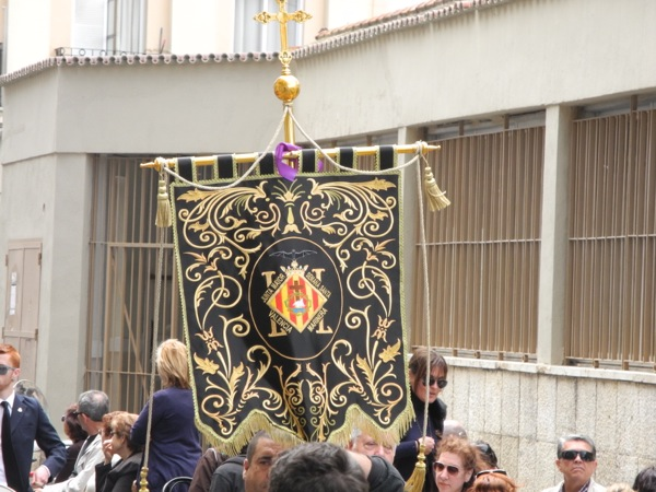 2014 Easter Procession, Part One