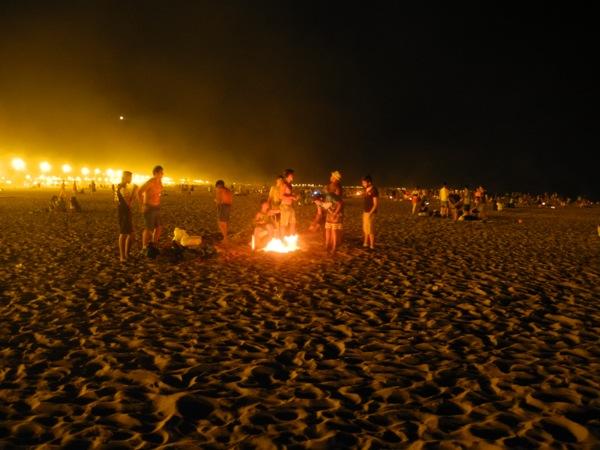 2015 Valencia: Beach Festival of San Juan